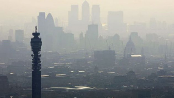 Government loses third air quality case