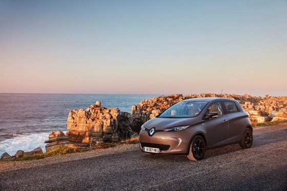Renault is expected to upgrade the ZOE this year to make it more competitive.
