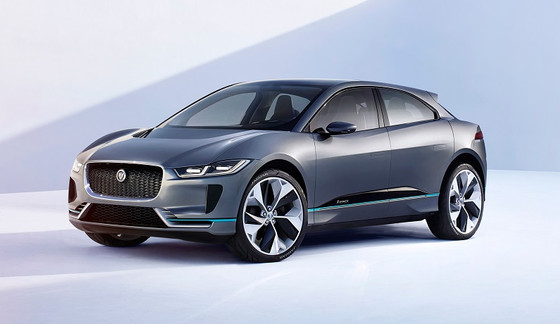 Award winning Jaguar I-Pace to go on sale in March