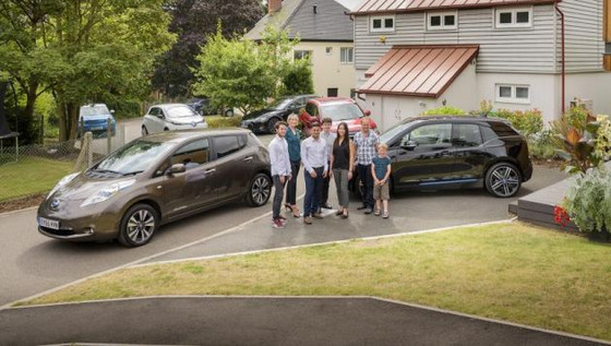 UK motorists buy a plug-in car every 9 minutes