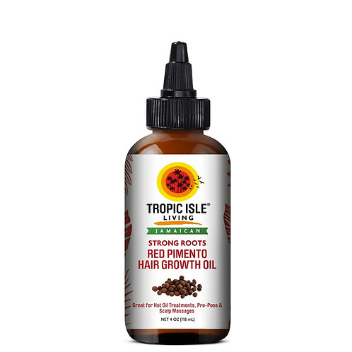 Tropic Isle Living Strong Roots Red Pimento Hair Growth Oil (118ml)
