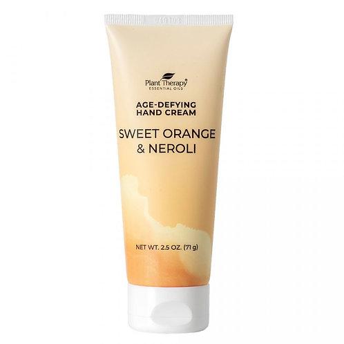 Plant Therapy Sweet Orange & Neroli Age-Defying Hand Cream