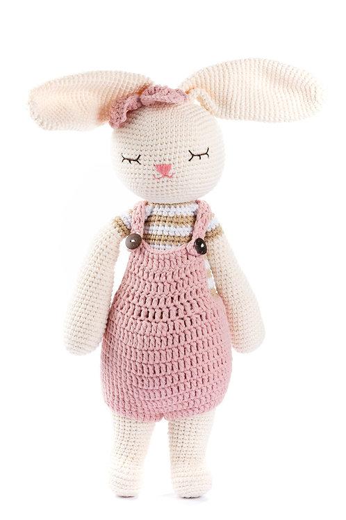 Handmade CrochetBunny Clara