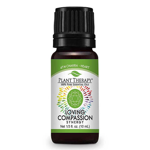 Plant Therapy Loving Compassion (Heart Chakra) Essential Oil