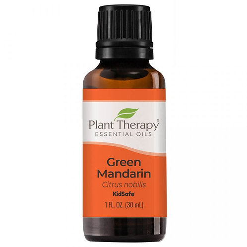 Plant Therapy Green Mandarin Essential Oil
