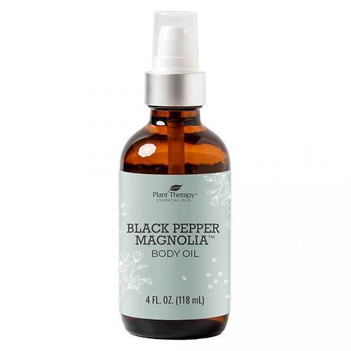 Plant Therapy Body Oil Black Pepper Magnolia