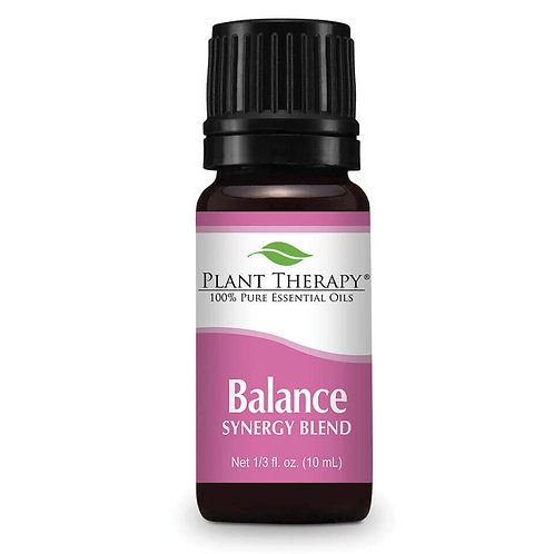 Plant Therapy Balance Synergy Essential Oil (For Women)