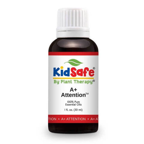Plant Therapy A+ Attention KidSafe Essential Oil