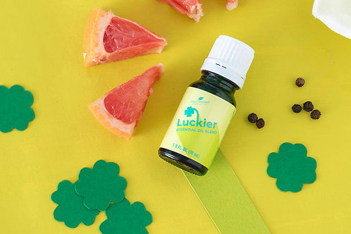 Plant Therapy Luckier Essential Oil Blend