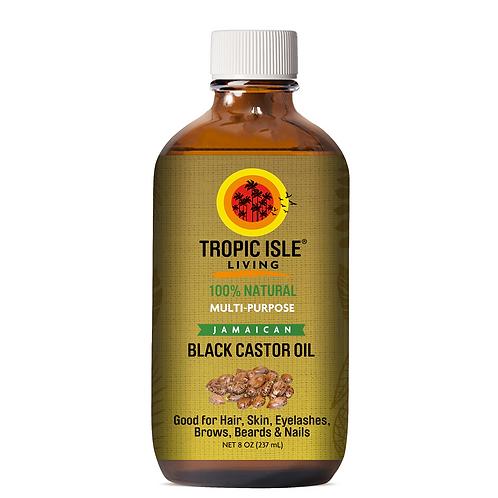 Tropic Isle Living Jamaican Black Castor Oil (237ml)