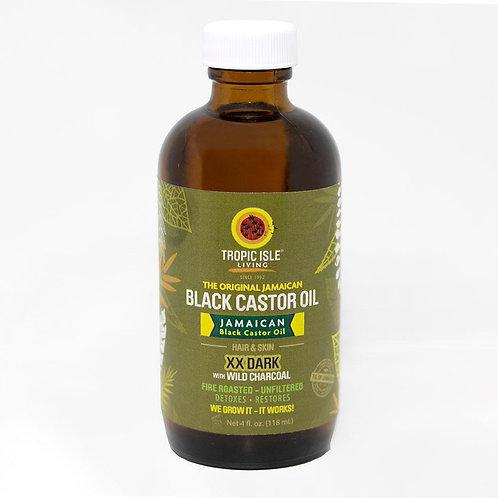 Tropic Isle Living Jamaican Black Castor Oil - XX DARK (118ml)