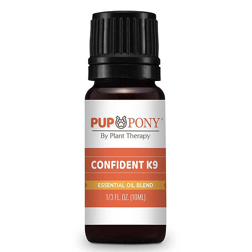 Plant Therapy Confident K9 Essential Oil Blend 10ml
