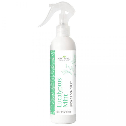 Plant Therapy Linen and Room Spray Eucalyptus Mint (240ml)