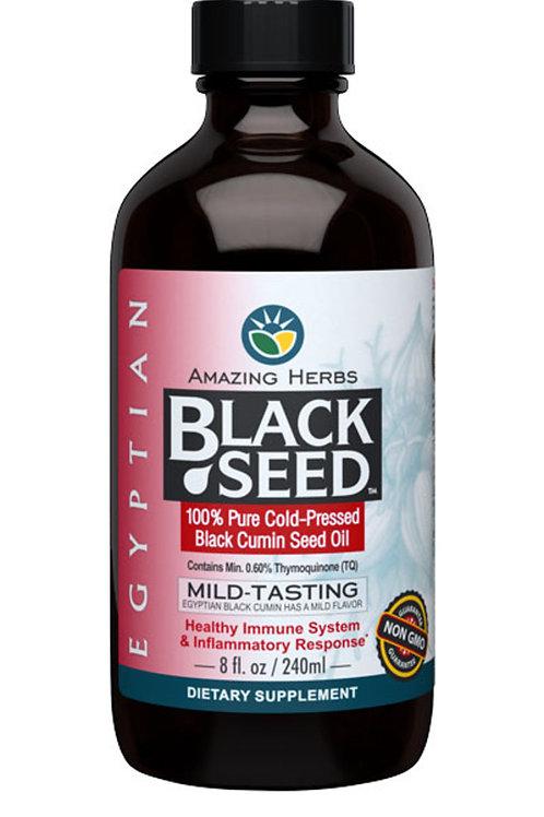 Amazing Herbs Egyptian Black Seed Oil