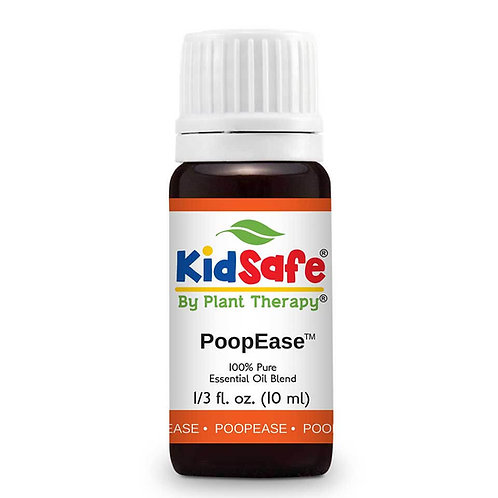 Plant Therapy PoopEase KidSafe Essential Oil