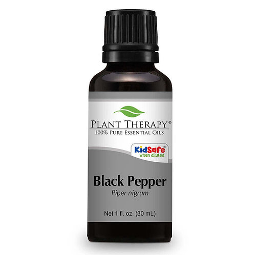 Plant Therapy Black Pepper Essential Oil