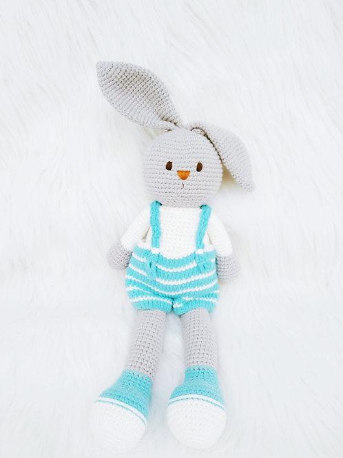 Handmade Crochet Rabbit - Bunny Joyous