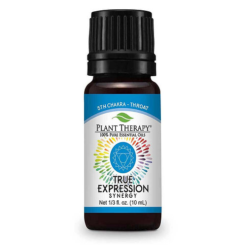 Plant Therapy True Expression (Throat Chakra) Essential Oil