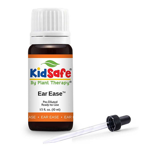 Plant Therapy Ear Ease KidSafe Essential Oil 10 ml