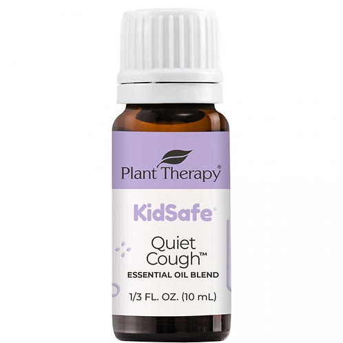 Plant Therapy Quiet Cough™ KidSafe Essential Oil Blend