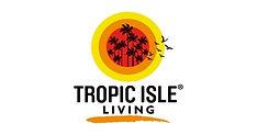 Tropic Isle Living Main Logo (Jamaican Black Castor oil)