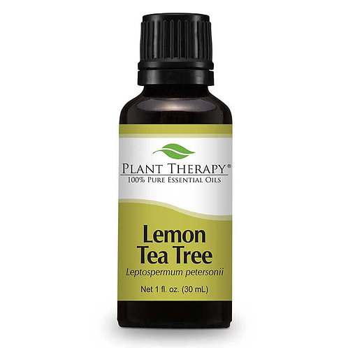 Plant Therapy Lemon Tea Tree Essential Oil