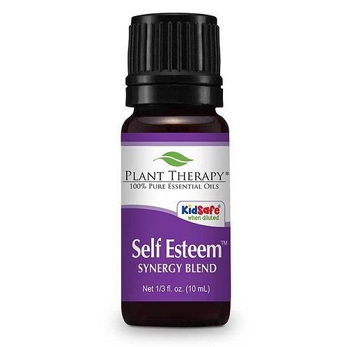 Plant Therapy Self Esteem Synergy Essential Oil