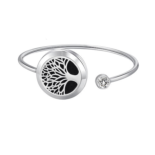 Aromatherapy Diffuser Bracelet - Tree of Life