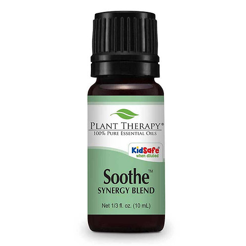 Plant Therapy Soothe Synergy Essential Oil