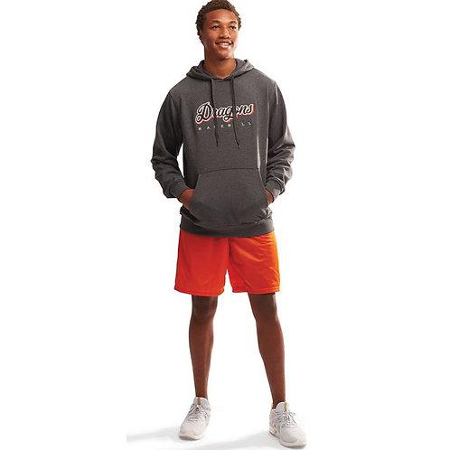 Premium Fleece Hooded Sweatshirt