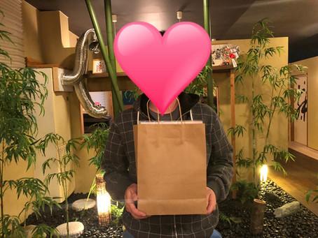 第12号♡爽やかカップル誕生です!