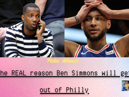 The REAL Reason Ben Simmons Will Leave Philadelphia