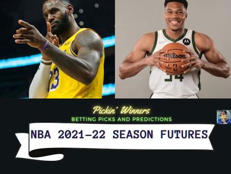 Return to the Hardwood: NBA 2021-22 Season Picks and Predictions