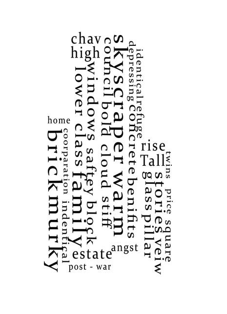 towerblock word
