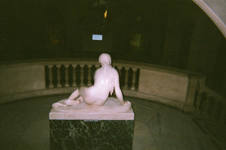 fem statue