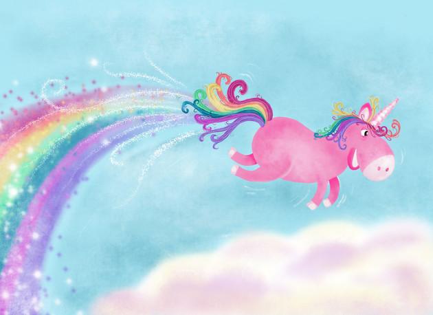 Unicorn magic!
