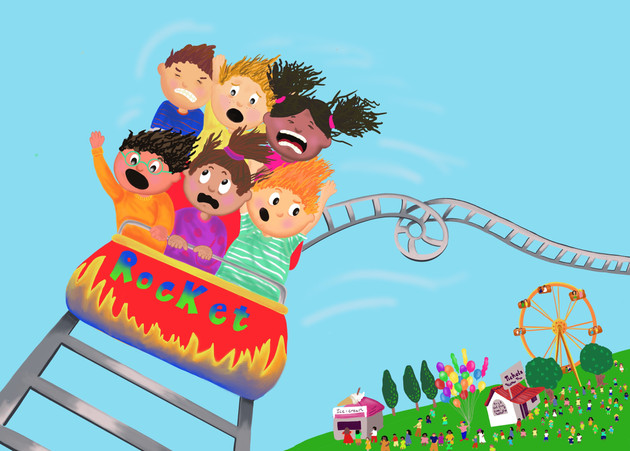 It's a rollercoaster ride...