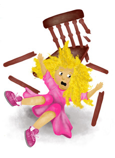Goldilocks- this chair looks just right.