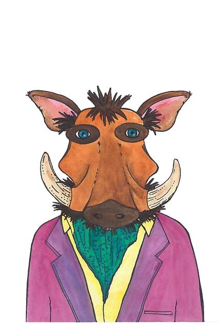 Mr warthog