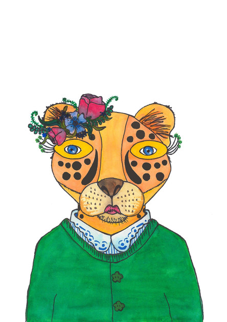 Mrs cheetah