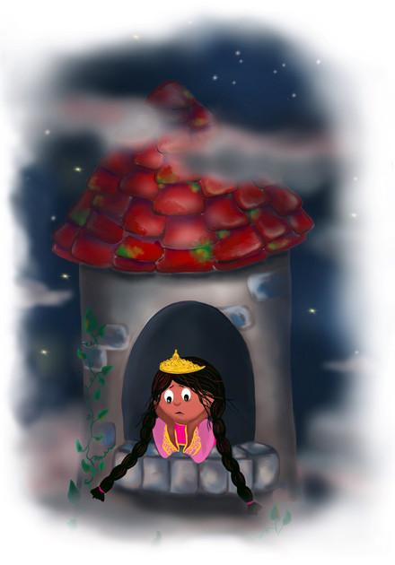 Princess Lilia- All Alone