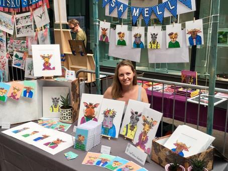 Summer Illustration Fair- House of Illustration