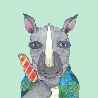 rhino green