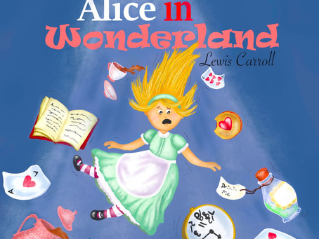 Entry into the Plum Awards- Alice in Wonderland