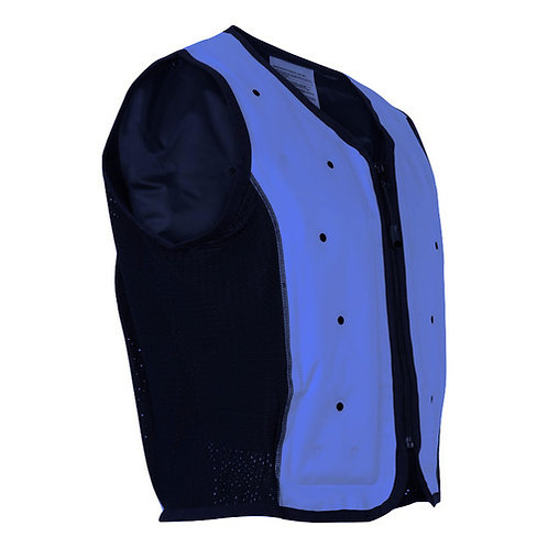 MX2001 Grey - Waistcoat
