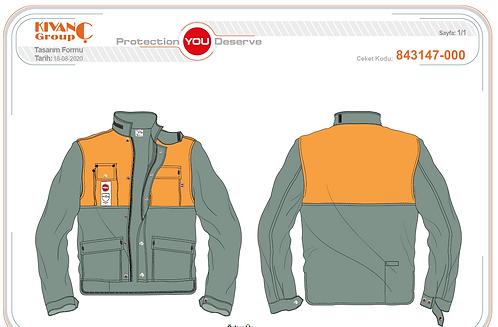 Miles - Jacket