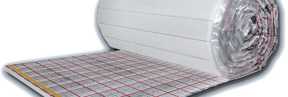 Thermo-Rolle (Dämmsystem, Fußbodenheizung, Trennlage, Folie)