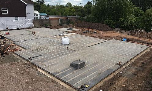 block and beam floor pudsey precast