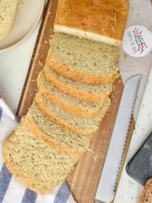 Pão de Azeite e Ervas Funcional