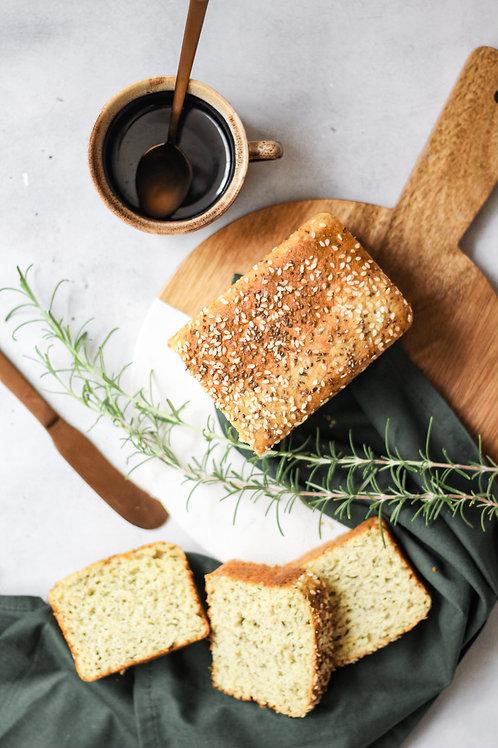 Pão de Azeite e Ervas Low Carb